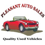 Pleasant Auto Logo